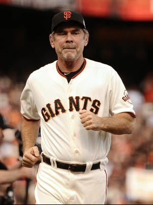 Bruce Bochy could become the first National League manager to win two World Series in a three-year span since Sparky Anderson led the Cincinnati Reds to back-to-back titles in 1975-76.