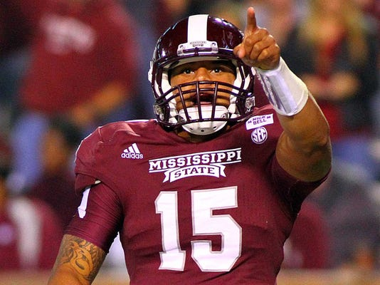 Perfect Mississippi State Gets Big Chance Against Alabama