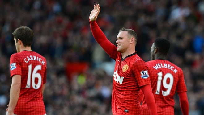 Wayne Rooney, Manchester United and the English Premier League will wave goodbye to U.S. broadcasts on Fox.