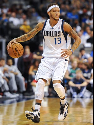 Mavericks guard was suspended for the second time in 10 days for conduct detrimental to the team.