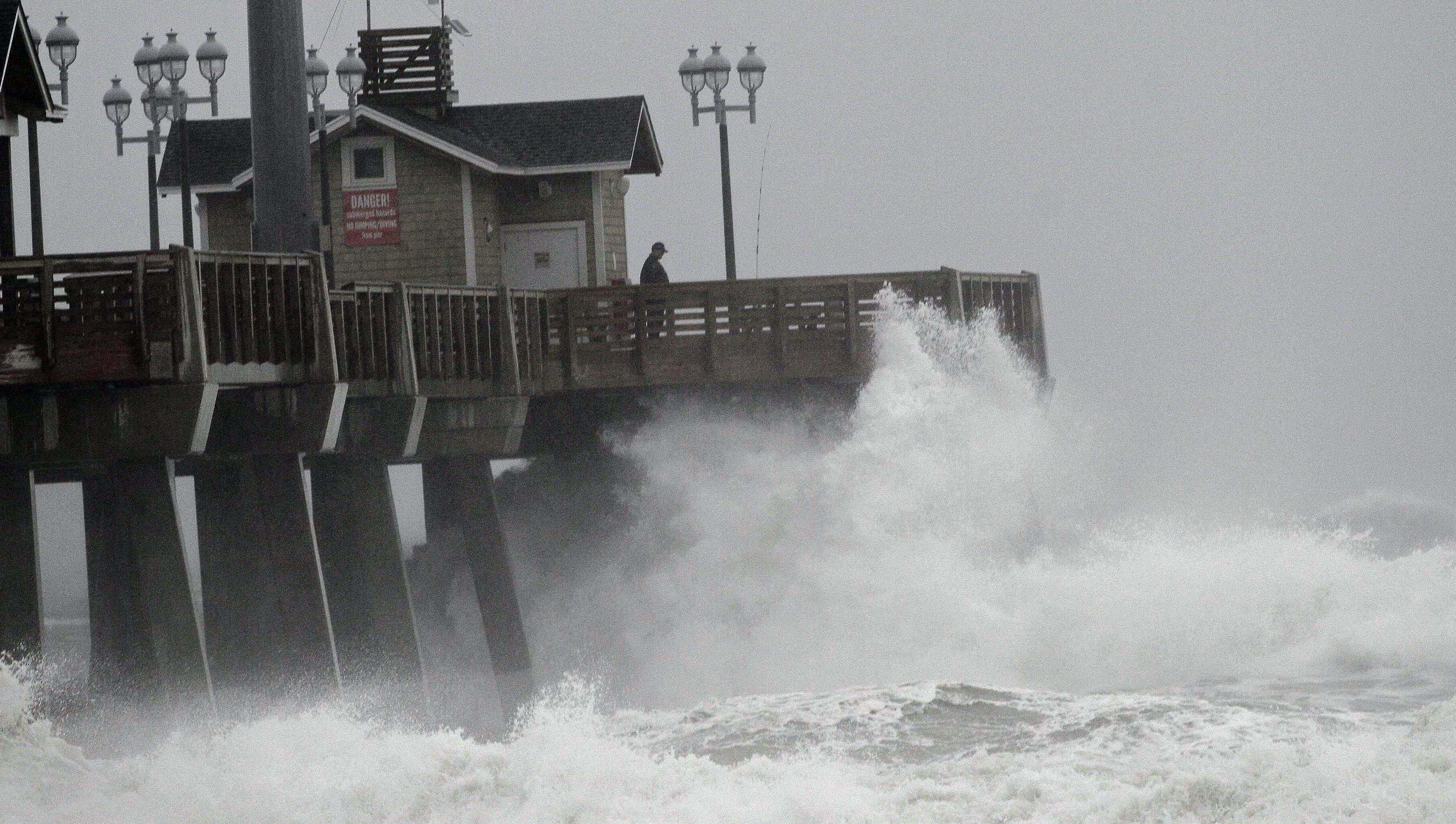 Hurricane Sandy Worse Than Sum Of Its Nasty Parts