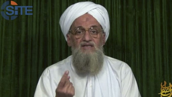 Ayman al-Zawahri, in a web posting by al-Qaeda's media arm, called on Muslims across the Arab world and beyond to support rebels in Syria who are seeking to overthrow President Bashar Assad.
