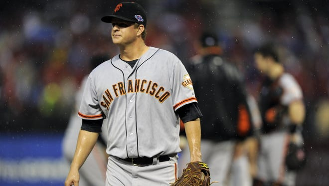 Matt Cain has developed a reputation for stepping up to the moment when the San Francisco Giants call on him.