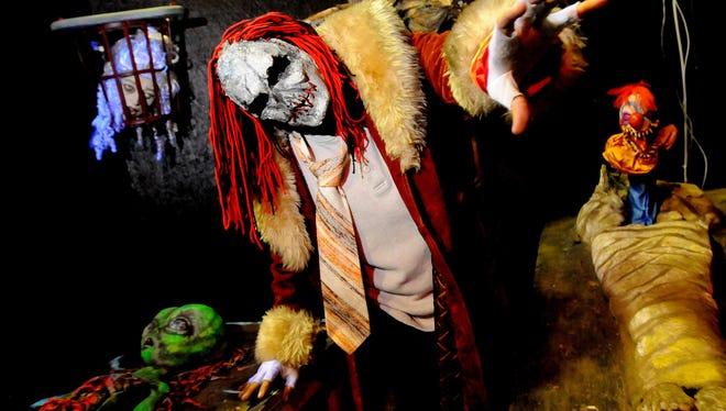 Halloween extravaganza in Bossier City, La., this month.
