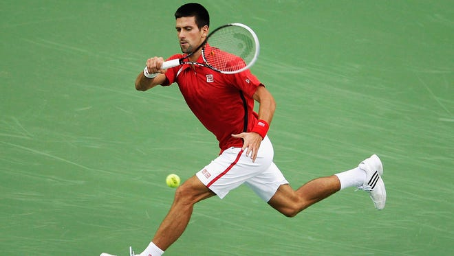 Novak Djokovic of Serbia has secured the year-end No. 1 for the second year in a row.