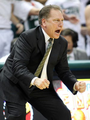 Michigan State has reached the NCAA tournament under coach Tom Izzo every year since 1998.