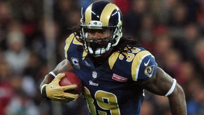 Steven Jackson will remain with the Rams through the end of this season, according to coach Jeff Fisher.