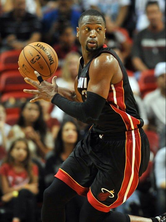 Heat to get NBA championship rings