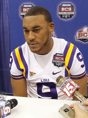 A judge suggested Jordan Jefferson, LSU's quarterback from 2008-11, speak to kids and his former team about his mistakes.