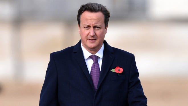 Prime Minister David Cameron has faced mutiny from members of his own party, who have demanded he reduce the country's contribution to the EU.
