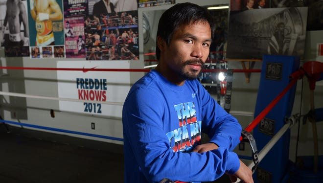 On Dec. 8 at the MGM Grand in Las Vegas, former eight-division world champion Manny Pacquiao will meet Juan Manuel Marquez in the ring for the fourth time.