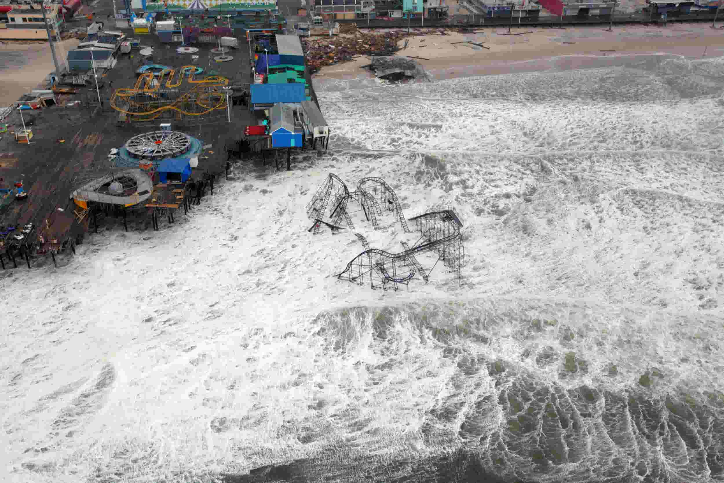 Sandys Death Toll Rises As Northeast Begins Recovery