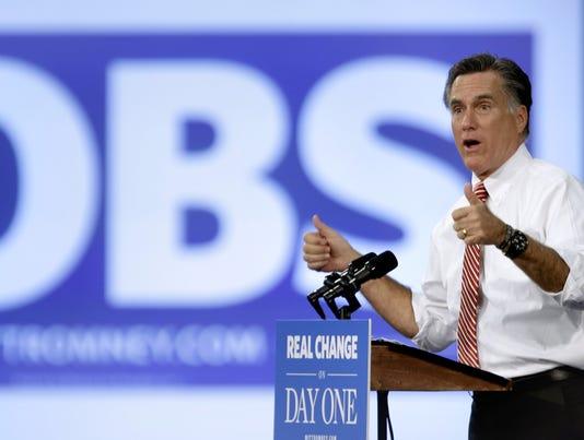Romney virginia