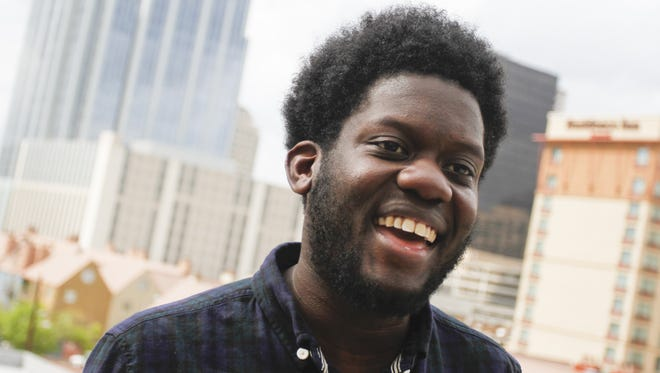 British soul singer Michael Kiwanuka appears at the SXSW Music Festival in Austin. Kiwanuka, was voted BBC's Best of Sound 2012.