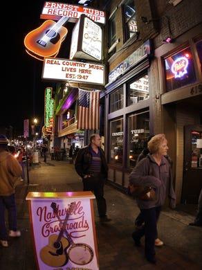 A new TV series puts the spotlight on Nashville