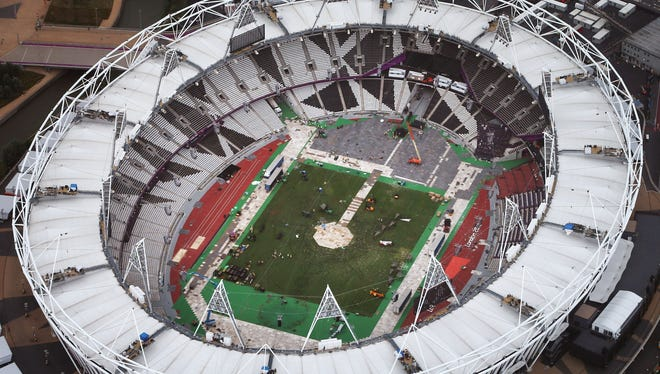 London's Olympic Stadium is in need of future purpose with the Summer Games long over.