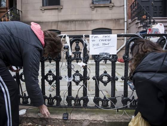 让你的手机满电:Sandy飓风的教训(Lessons of Sandy: How to keep your phone juiced longer) - 银河 - 银河@生存主义唱诗班
