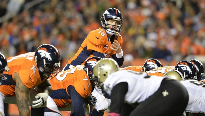 Peyton Manning already has four MVP awards. Could he be ready to add a fifth?