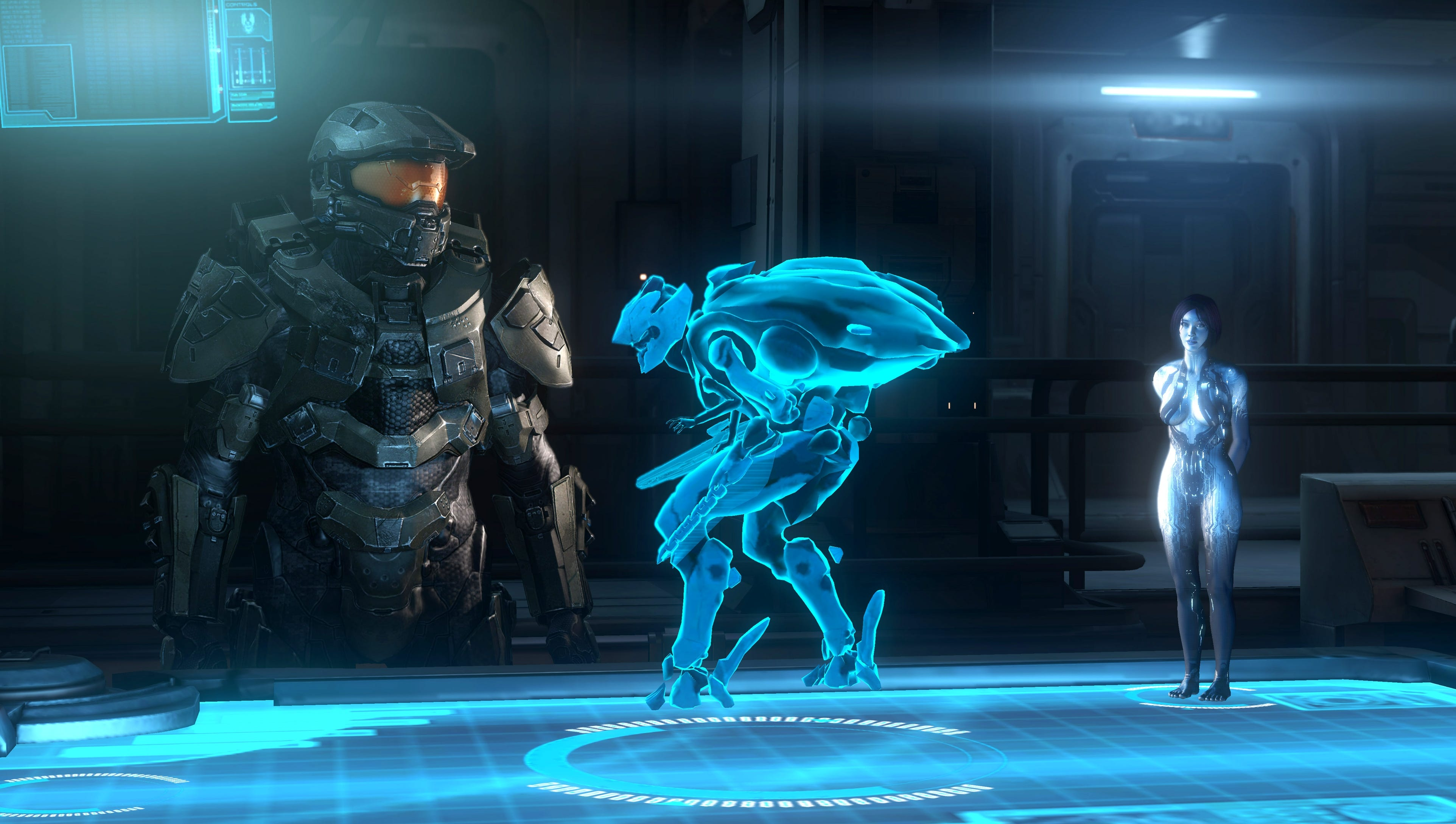 A New Glow And A Chief With Depth Highlight Halo 4
