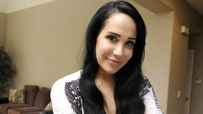 "Nadya ""Octomom"" Suleman, recently entered rehab."