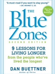 """""""The Blue Zones"""" sheds light on the habits and values of people who live long."""