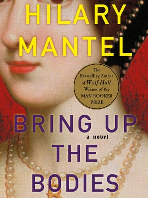 Book jacket of 'Bring Up The Bodies: A Novel' by Hilary Mantel