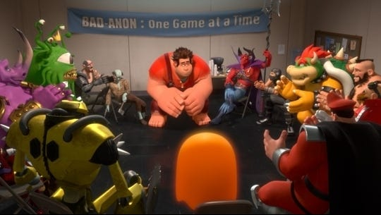 'Wreck-It Ralph' did well with audiences and critics.