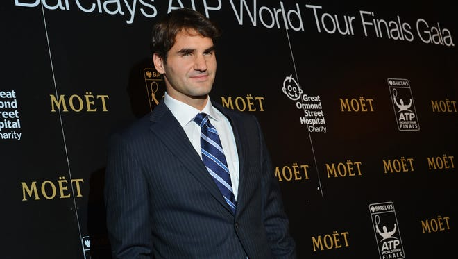 Roger Federer will pursue his seventh ATP World Tour Finals title this week in London.
