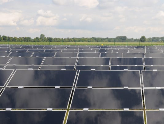 germany solar panels