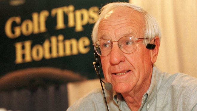 Influential golf instructor Jim Flick died at age 82 after a battle with pancreatic cancer.