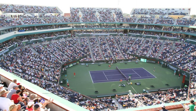 The 2012 BNP Paribas Open at the Indian Wells Tennis Garden has offered to boos prize money again.