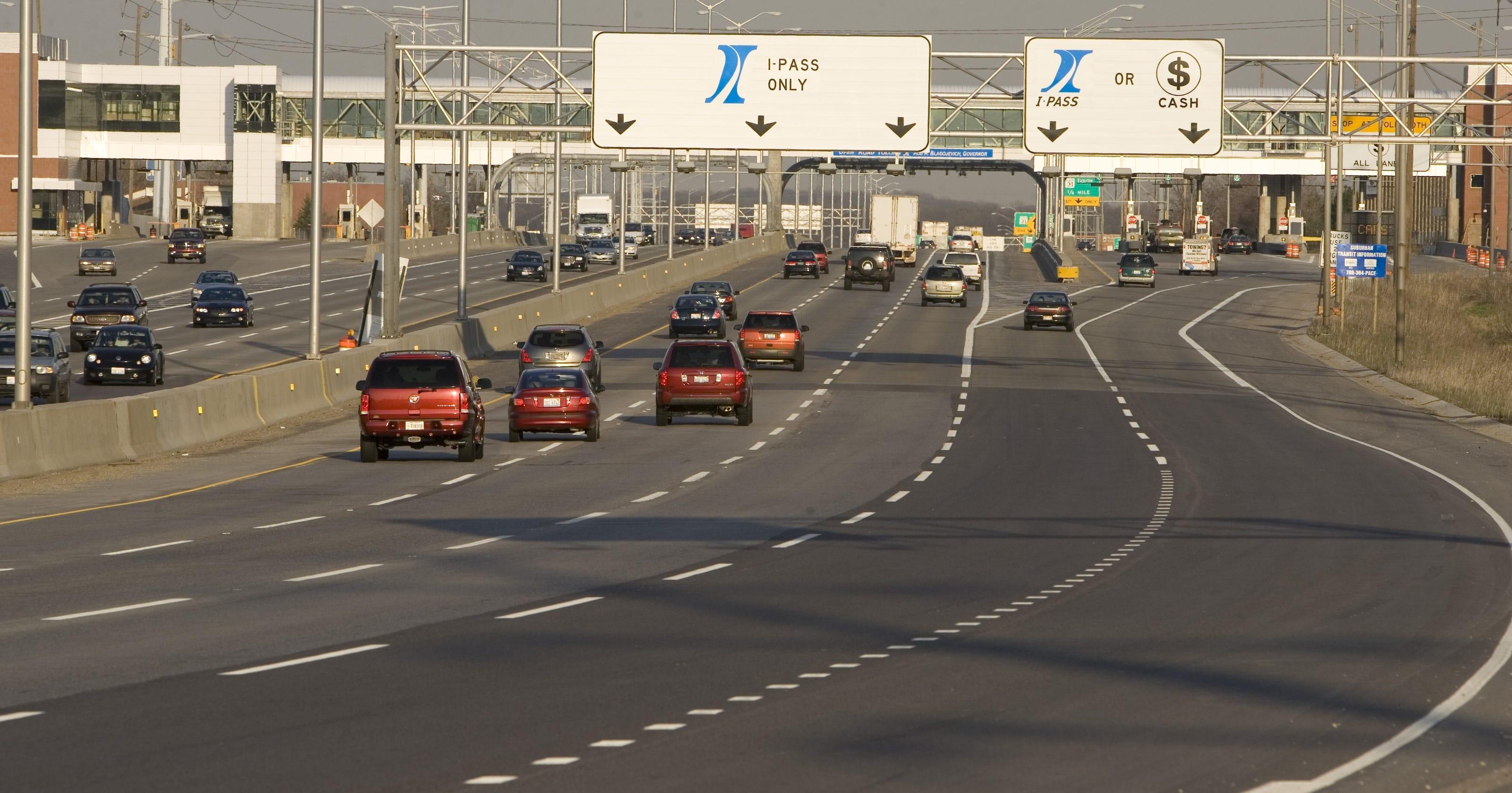 Tolls trip rental car customers