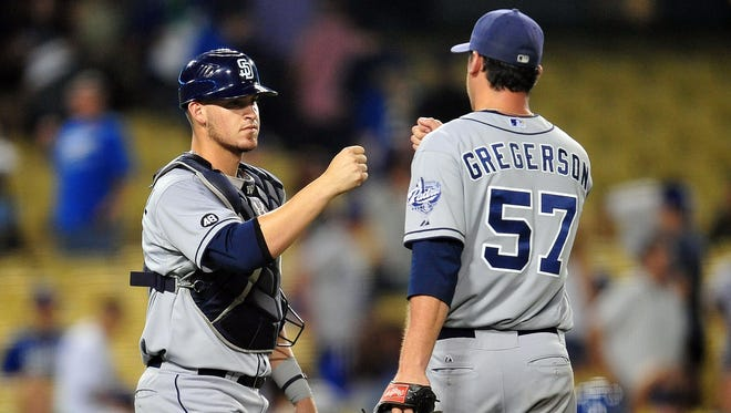 San Diego Padres catcher Yasmani Grandal had an .863 OPS in 60 games in 2012.