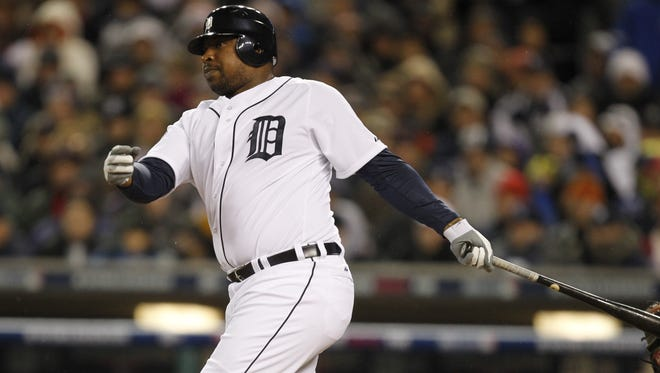 Tigers' Delmon Young was named the MVP of the ALCS.