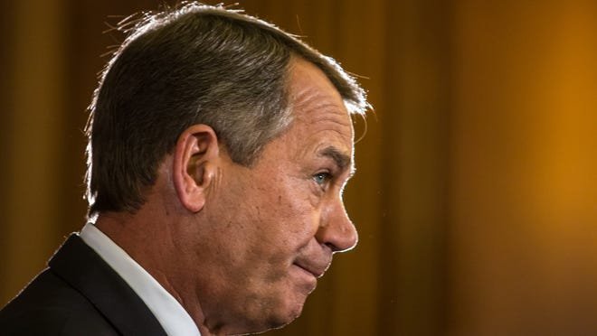 """Raising taxes on small businesses will kill jobs in America,"" House Speaker John Boehner told USA TODAY in an interview on Thursday."