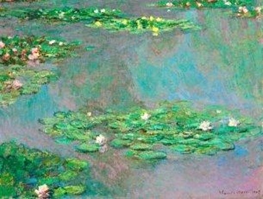 Monet Auction