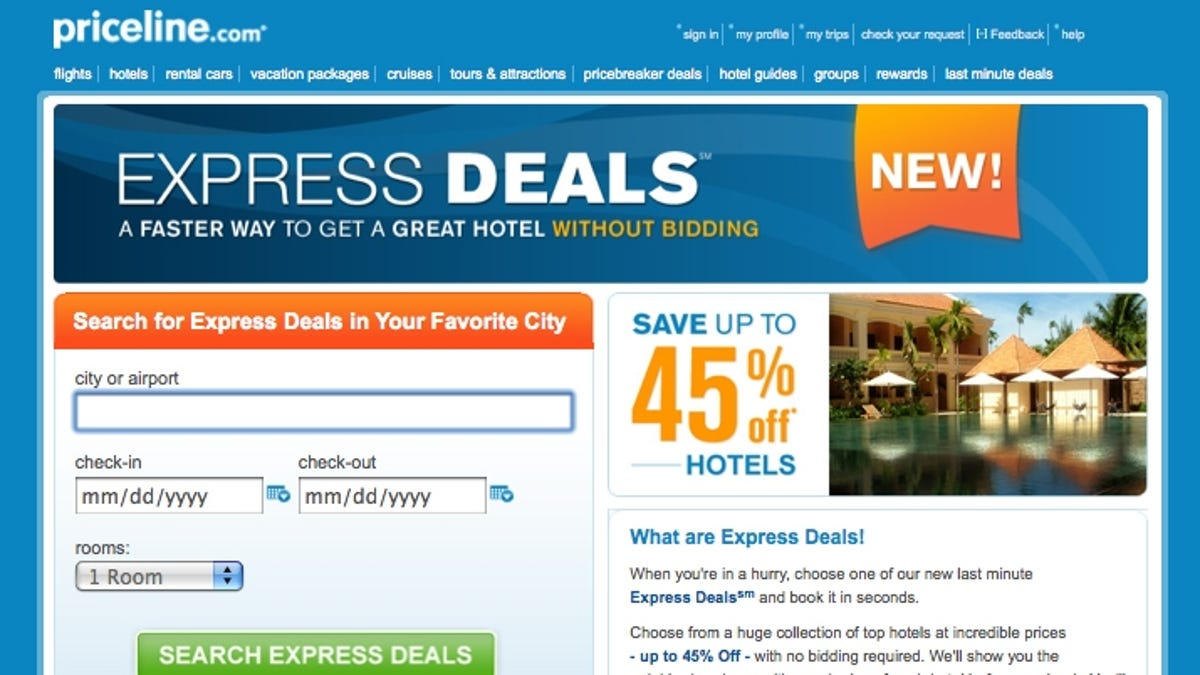 Travel Site Priceline To Buy Comparison Site Kayak