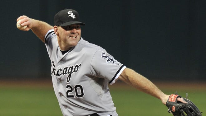 18. 3B Kevin Youkilis (Signed a one-year, $12 million contract with the New York Yankees)