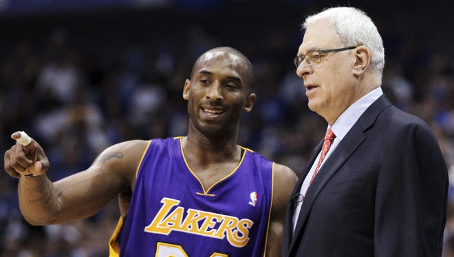 <b>Potential candidates for Lakers head coach:</b>Phil Jackson | Last team: Lakers (retired currently) | Pedigree: 11 NBA championships (six with Bulls, five with Lakers). Kobe likes him.