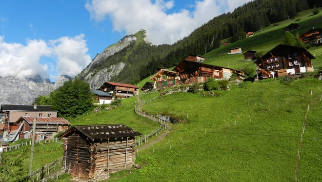 The little village of Gimmelwald, high in the Swiss Alps, is one of my all-time favorite European destinations.