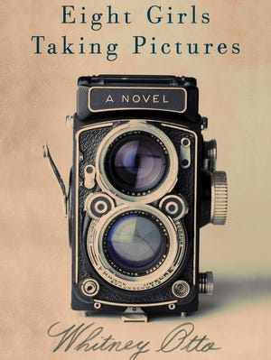 'Eight Girls Taking Pictures' by Whitney Otto