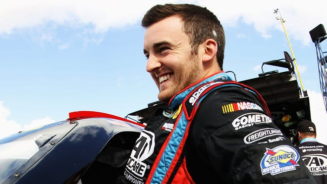 Austin Dillon climbs into the No. 3 made famous by seven-time Cup champion Dale Earnhardt. Dillon drives the number on the Nationwide Series.