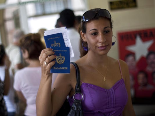 Cuba Exit Visa
