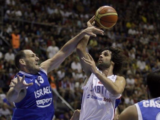 FIBA hoops
