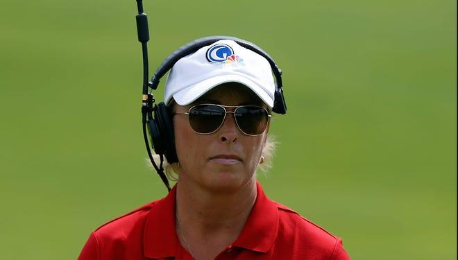 Dottie Pepper won't do golf analysis for TV in 2013.