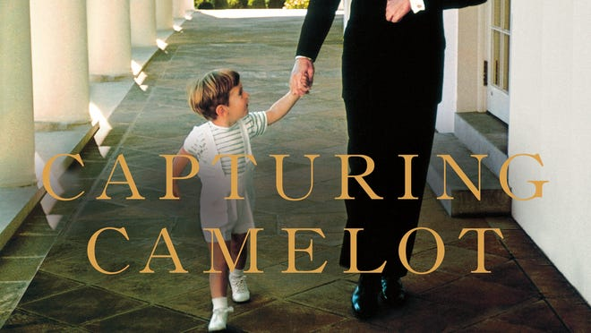 'Capturing Camelot' by Kitty Kelley documents photographer Stanley Tretick's iconic images of the Kennedy family.