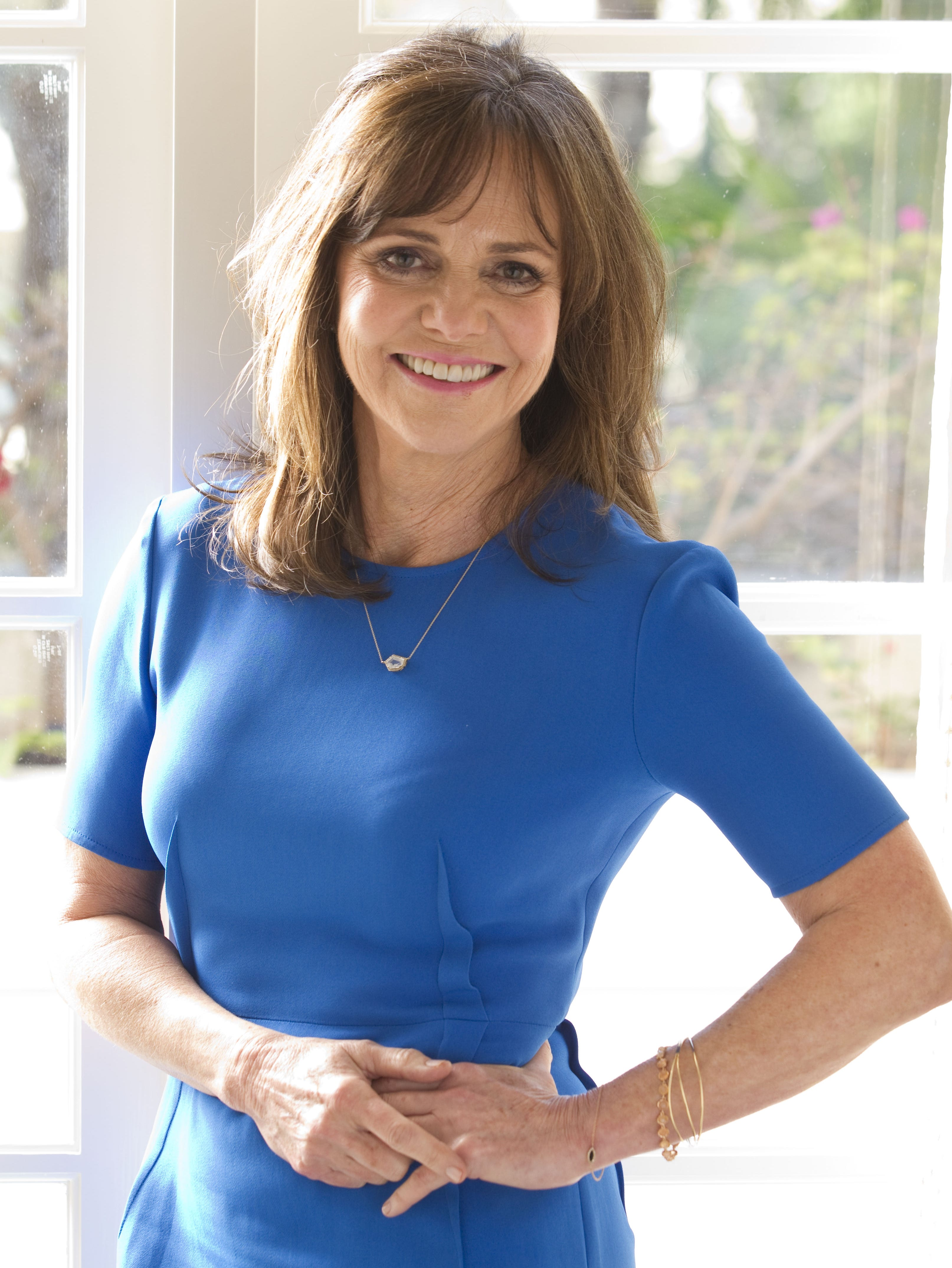 Sally Field locks on to 'Lincoln' role