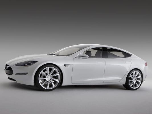 Motor Trend Names Tesla Model S As Car Of The Year