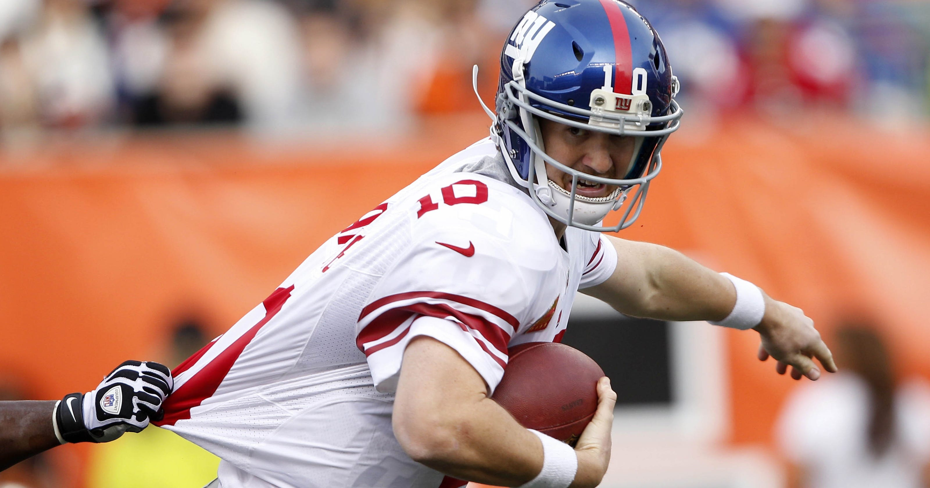 f52ec19ff40 Monday playbook  Playoff return no sure bet for Giants