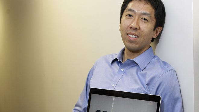 Andrew Ng says Coursera will seek council's credit recommendations for more classes.